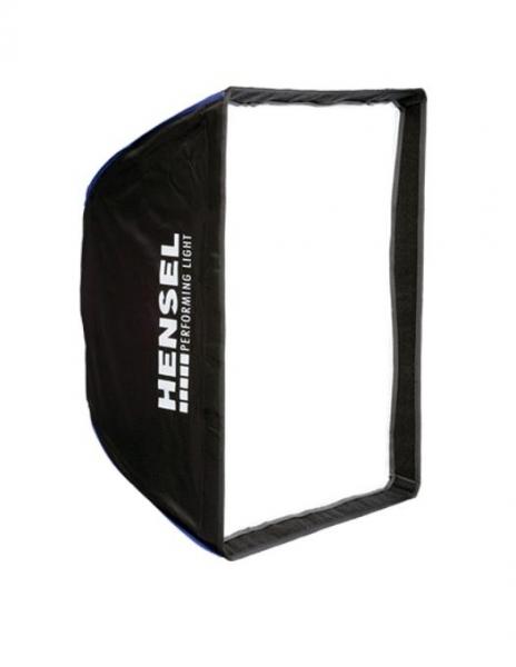 Pachet Hensel Kit de blitz-uri 2xCERTO 400+Hensel Softbox 60x80cm [1]