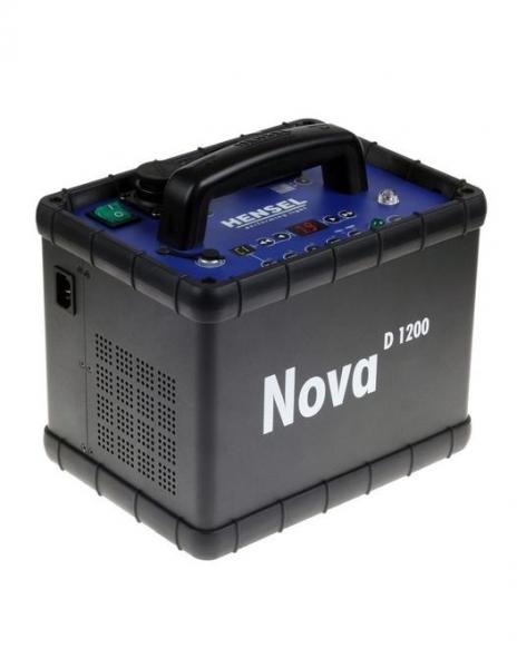 Hensel NOVA D 1200 generator 2