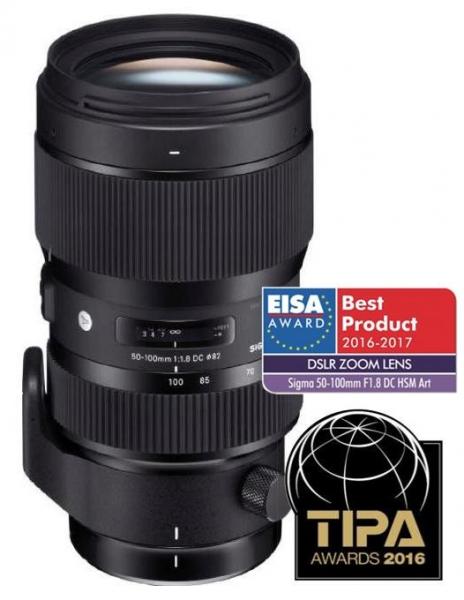 Sigma 50-100mm f1.8 DC HSM ART Nikon 0