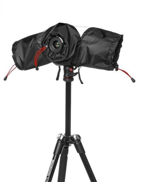 Manfrotto Husa ploaie Pro Light E-690 pentru DSLR/CSC [0]