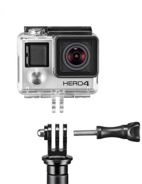 Manfrotto Selfie Pole S pentru GoPro 3