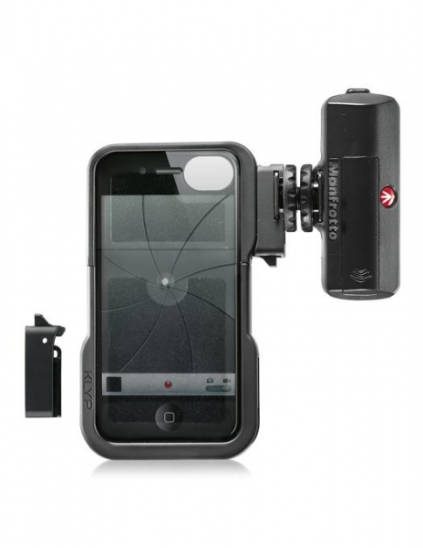 Manfrotto Carcasa iPhone 4/4S cu LED 4