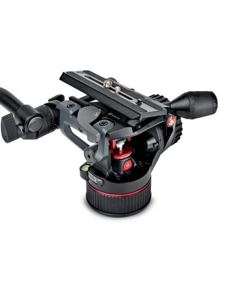 Manfrotto MVHN8AH Nitrotech cap video fluid 2