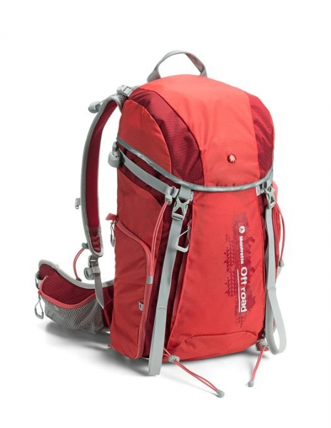 Manfrotto Off Road Hiker 30L rucsac rosu 0