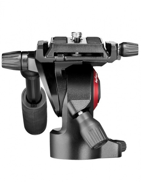 Manfrotto Cap video fluid Befree Live 4