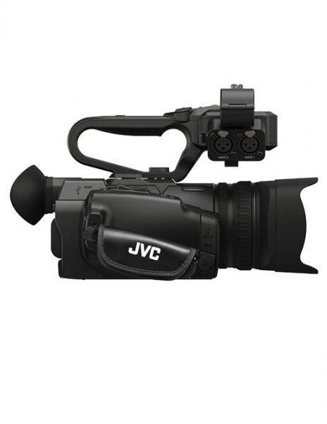 JVC GY-HM180E Camera Video 4K cu obiectiv 12X 1