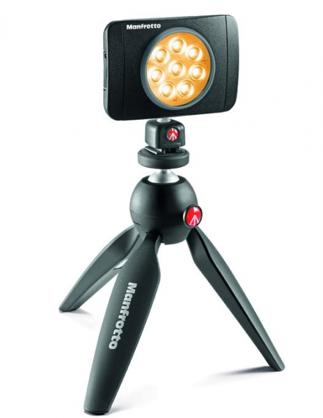 Manfrotto PowerLED Lumimuse 8 2