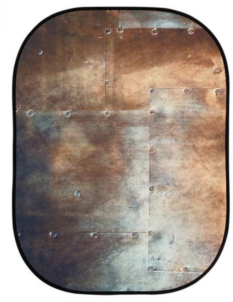 Lastolite Fundal pliabil Corrugated/Metal 1.5x2.1m 2