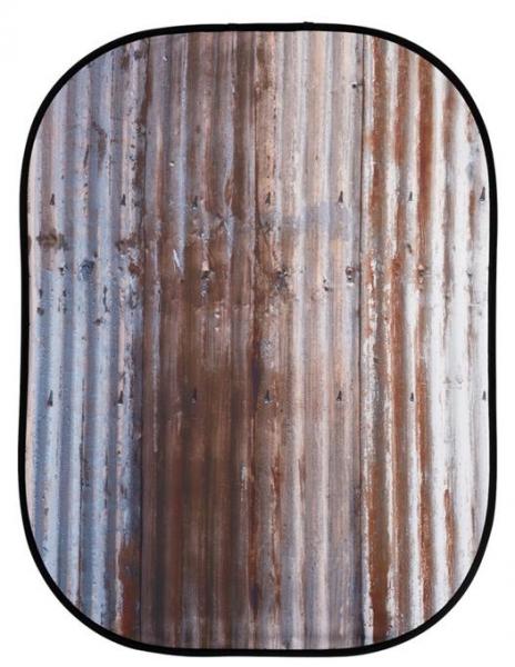 Lastolite Fundal pliabil Corrugated/Metal 1.5x2.1m 1