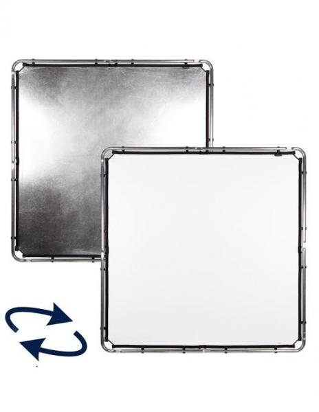 Lastolite SkyRapid Panza Silver/White 1.5x1.5m 0