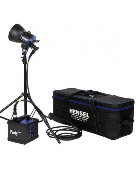 Hensel Porty L 600 kit generator 0
