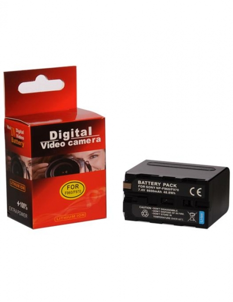 Digital Power NP-F960/F970 Acumulator compatibil Sony 0