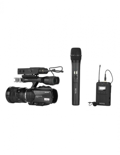 Boya BY-WHM8 UHF Wireless 3