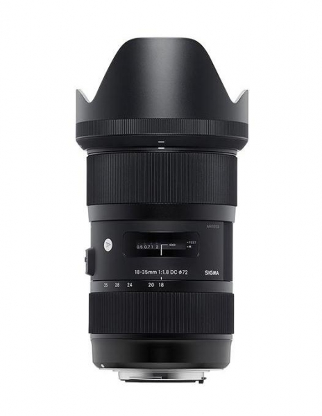 Sigma 18-35mm F1.8 DC HSM Art Canon 0