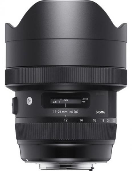 Sigma 12-24mm Obiectiv Foto DSLR f4 DG HSM ART CANON EF 2
