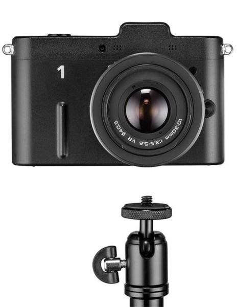 Manfrotto Kit Selfie Vlogging cu LED 3 5