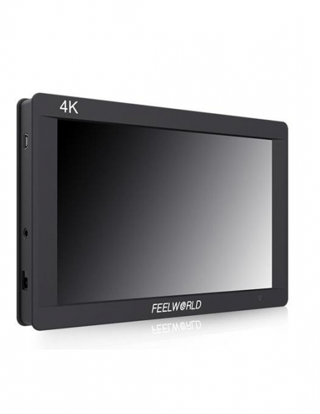 FeelWorld Monitor 7'' IPS 1920x1200 3G-SDI 4K HDMI Input Full HD Carcasa Aluminiu 6