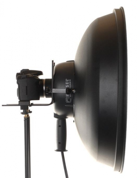 Hensel Porty kit generator cu Ringflash 2