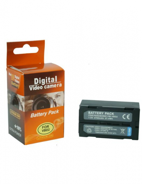 Digital Power VW-VBD2 Acumulator compatibil Panasonic [0]