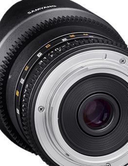 Samyang 10mm T3.1 MFT VDSLR 2