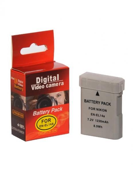Digital Power EN-EL14A Acumulator compatibil Nikon 0