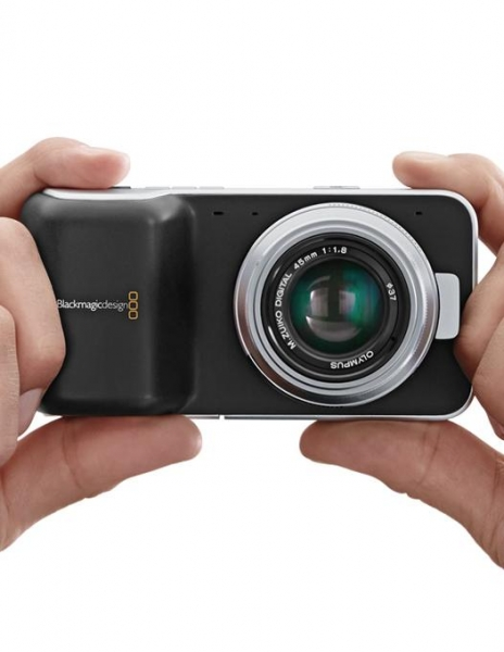 Blackmagic Pocket Cinema Camera Open box 6
