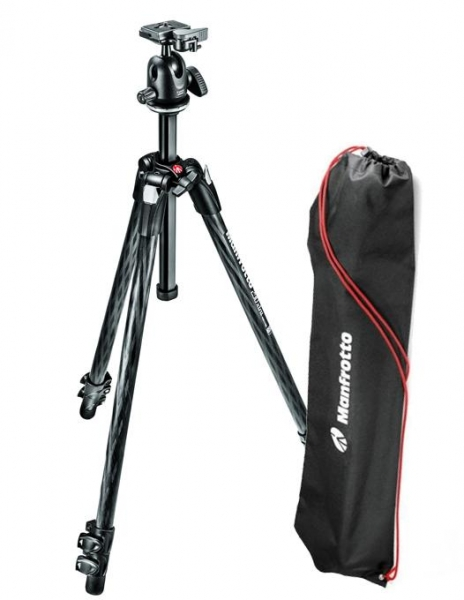 Manfrotto 290 XTRA Kit trepied carbon 0