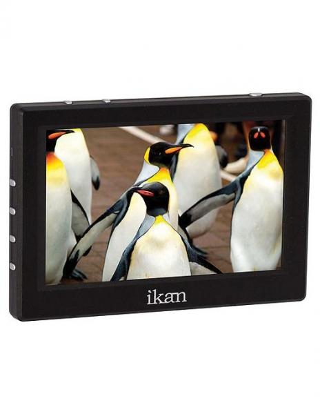 Ikan Monitor HDMI 5inch, Open Box 0