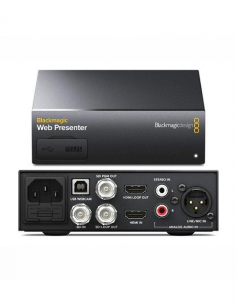 Blackmagic Design Web Presenter 0