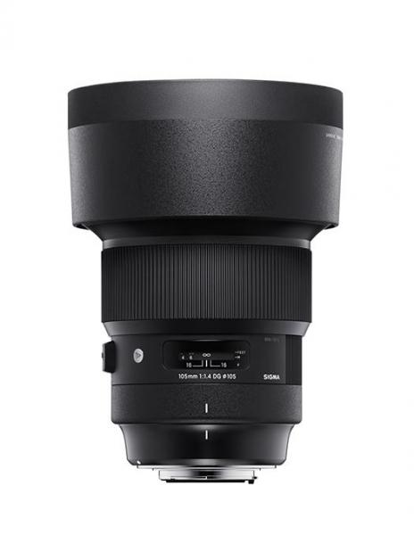 SIGMA 105mm F1.4 DG ART Canon 2