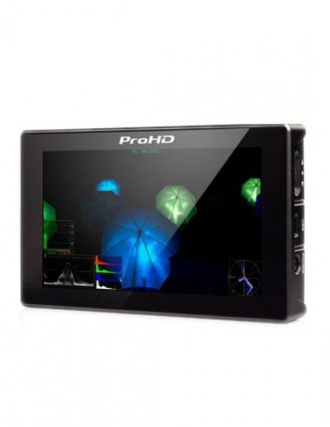 JVC Monitor 5.5 Inch 1920x1080 LCD FullHD video cinema  vectorscop, waveform monitor, histograma.led DT-X53F X53F [0]