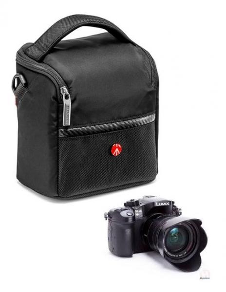 Manfrotto Shoulder Bag A5 geanta foto 1