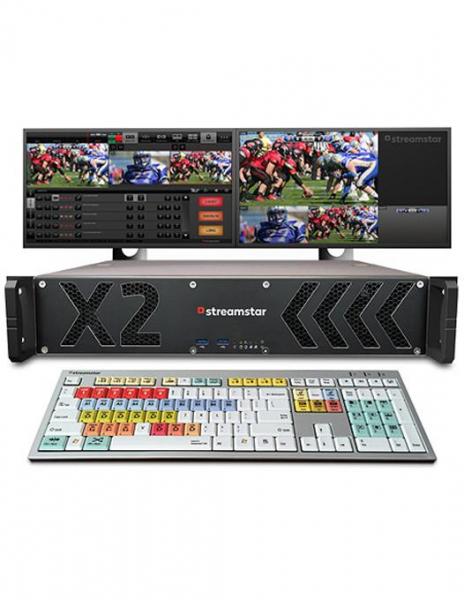 Streamstar X2 Sistem streaming live multicam 1