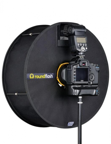 RoundFlash softbox portret 1