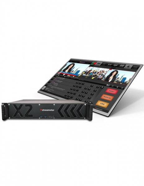 Streamstar X2 Sistem streaming live multicam 0