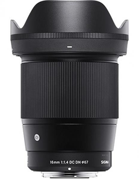 Sigma 16mm F1.4 DC DN MFT Contemporary 0
