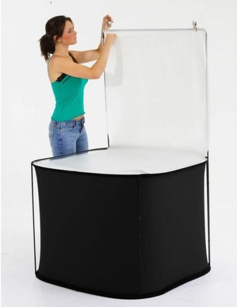 Lastolite Cort tip masa portabila Litetable 70 x 70cm 3