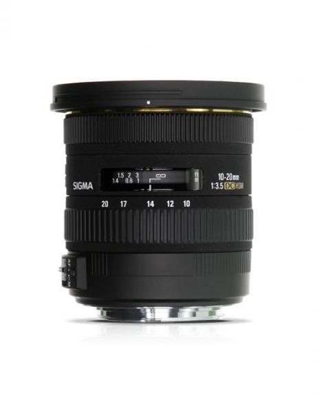 Sigma 10-20mm Obiectiv foto DSLR 3.5 EX DC HSM CANON 0