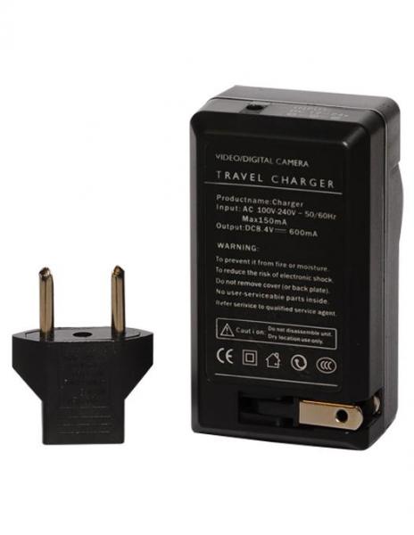 Digital Power Incarcator priza + Bricheta auto compatibil Canon LP-E12 1