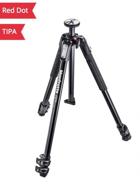 Manfrotto MVK500190XV Kit trepied video Mirrorless 2