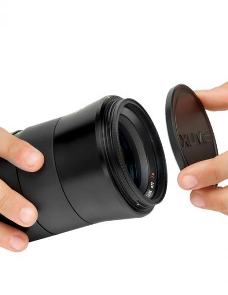 Manfrotto Xume capac filtru 77mm 1