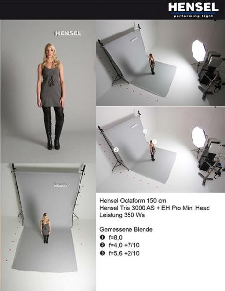 Hensel 4000150 softbox octaform 150 cm 6