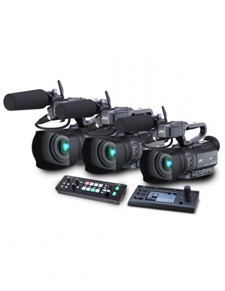 KIT Live Multicam HM250E