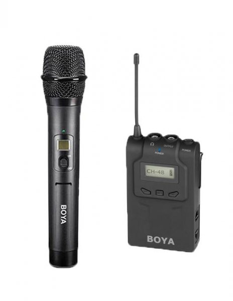Boya BY-WM6-K2 UHF Fara Fir 0
