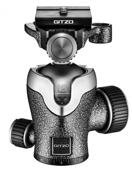 Gitzo GH1382QD cap center ball serie 1 0