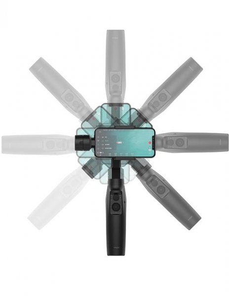 Gudsen Moza Mini-Mi Gimbal 360 Inception pentru Smartphone 4