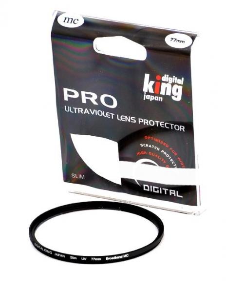 Digital King filtru UV multicoated slim 77mm