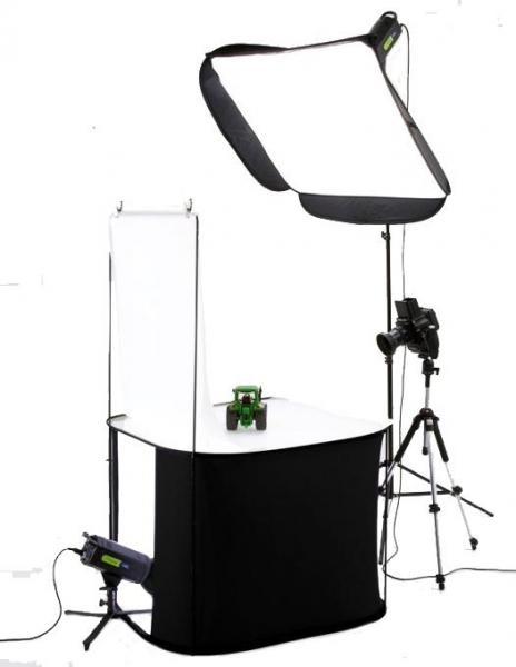 Lastolite Cort tip masa portabila Litetable 70 x 70cm 0