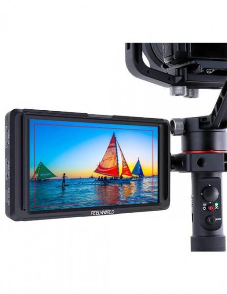 FeelWorld Monitor 5Inch Full HD 1920x1080 4K HDMI [5]