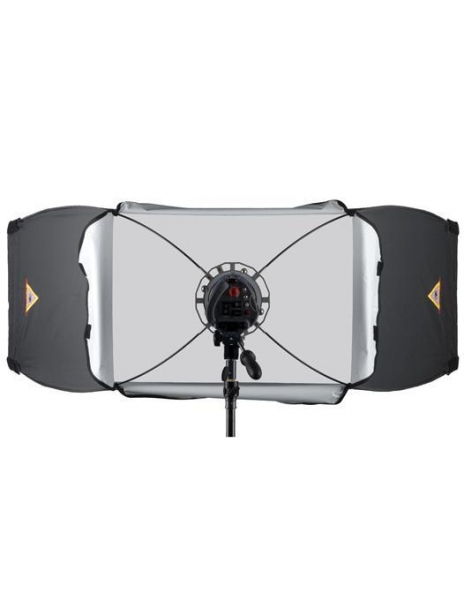 Photoflex FV-HDMW softbox Half Dome White Medium 3